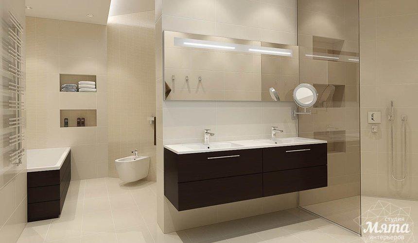 Дизайн интерьера трехкомнатной квартиры по ул. Белинского 86 4