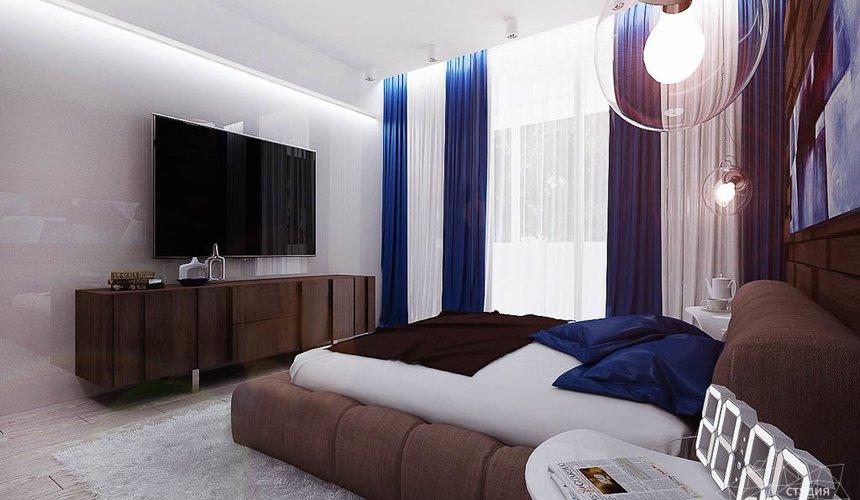 Дизайн интерьера двухкомнатной квартиры по ул. Малышева 38 14