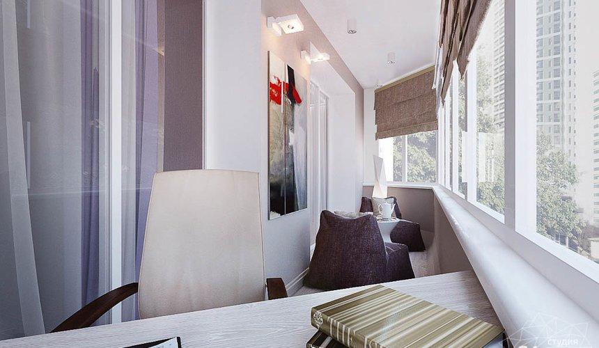 Дизайн интерьера двухкомнатной квартиры по ул. Малышева 38 9