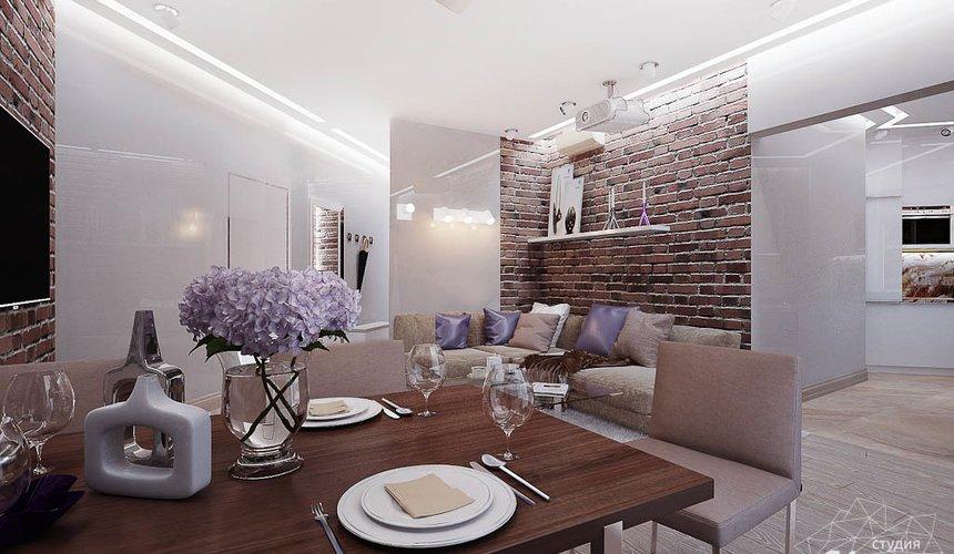 Дизайн интерьера двухкомнатной квартиры по ул. Малышева 38 4