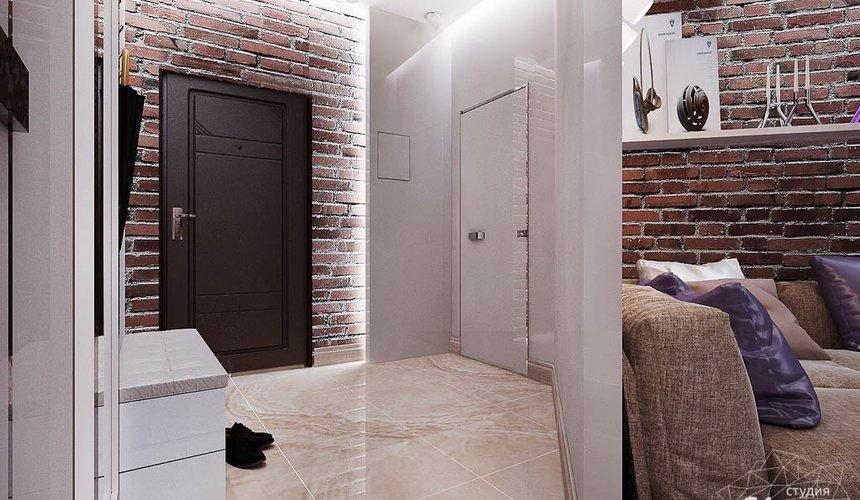 Дизайн интерьера двухкомнатной квартиры по ул. Малышева 38 11