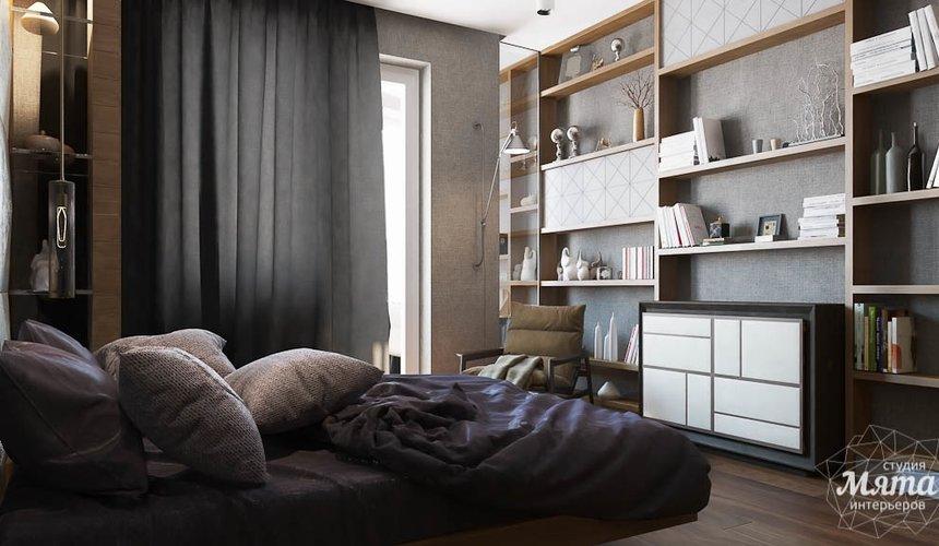 Дизайн интерьера двухкомнатной квартиры по ул. Юмашева 9 5