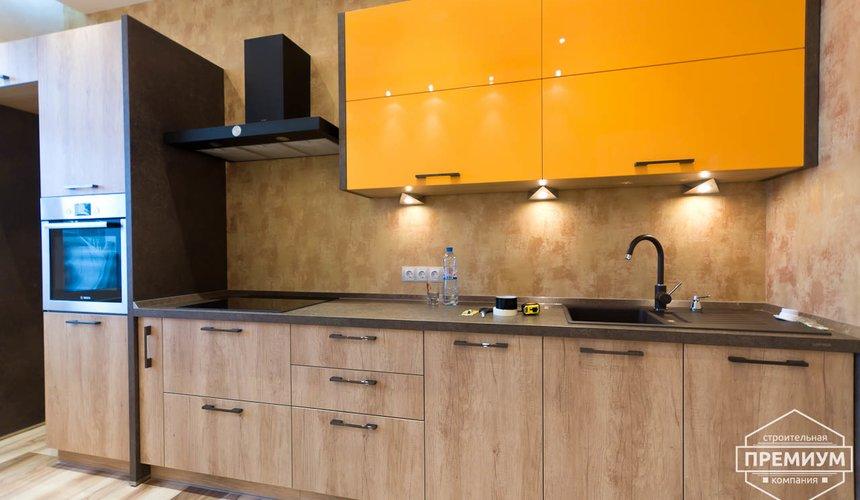 Дизайн интерьера и ремонт трехкомнатной квартиры в Карасьозерском 2 1