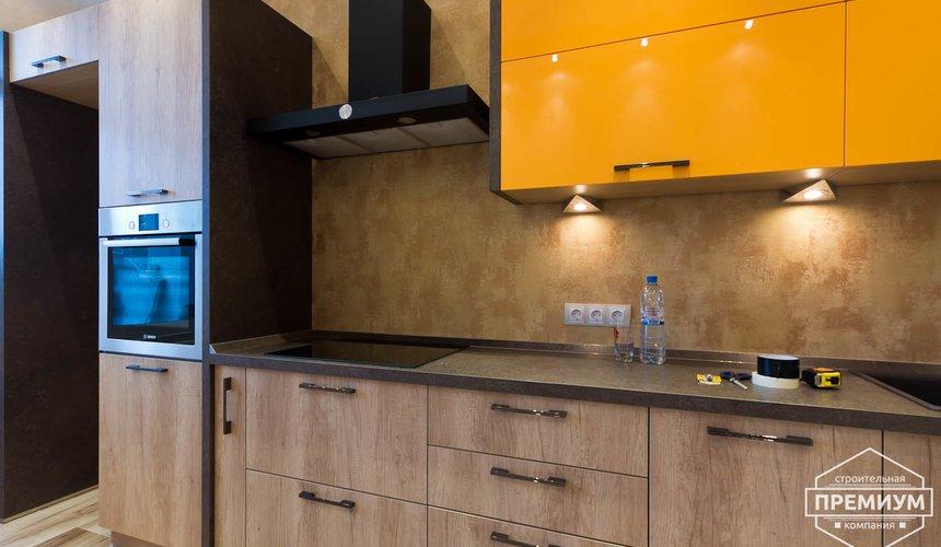 Дизайн интерьера и ремонт трехкомнатной квартиры в Карасьозерском 2 4