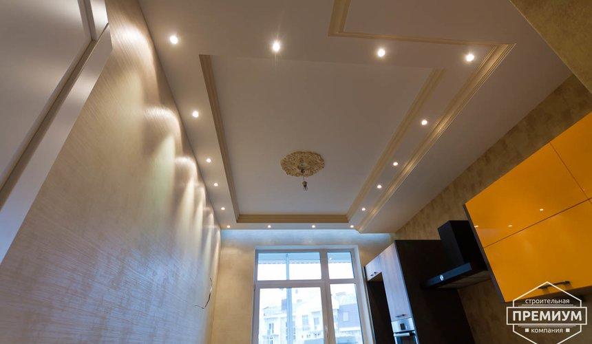 Дизайн интерьера и ремонт трехкомнатной квартиры в Карасьозерском 2 5