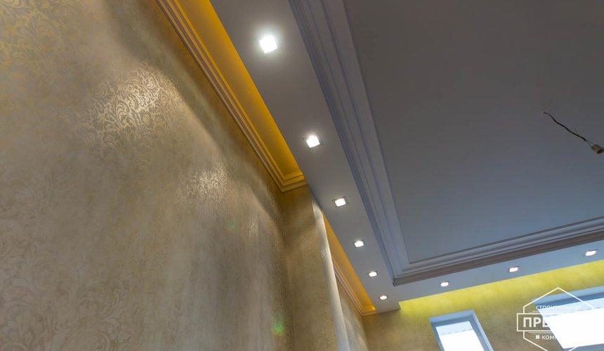 Дизайн интерьера и ремонт трехкомнатной квартиры в Карасьозерском 2 17