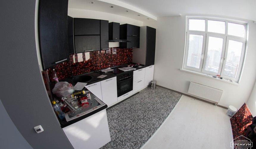 Дизайн интерьера  и ремонт трехкомнатной квартиры по ул. Машинная 44 8