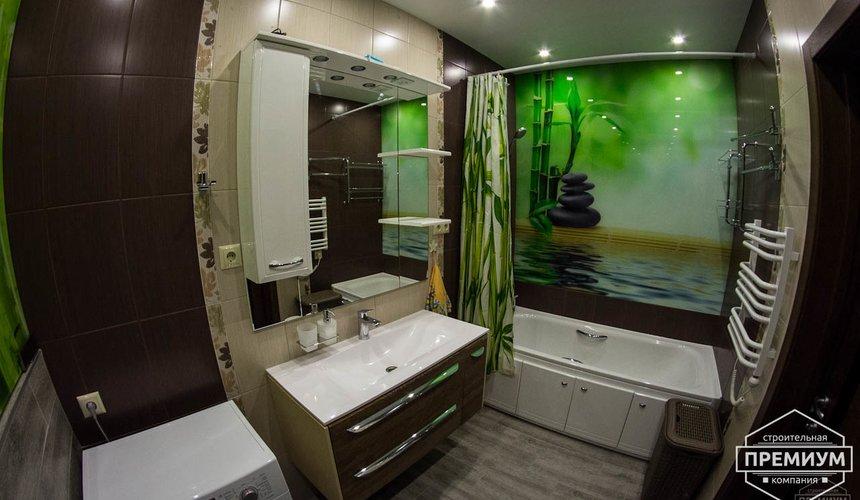 Дизайн интерьера и ремонт трехкомнатной квартиры по ул. Авиационная, 16  15
