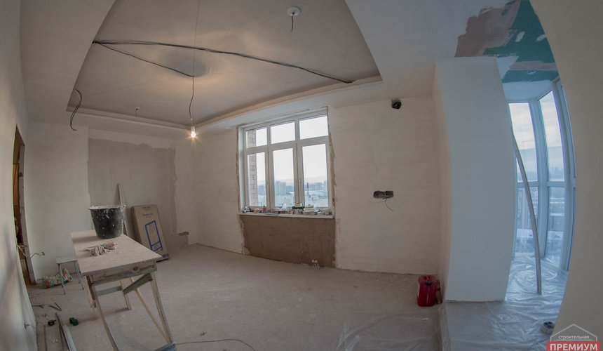 Дизайн интерьера  и ремонт трехкомнатной квартиры по ул. Машинная 44 22