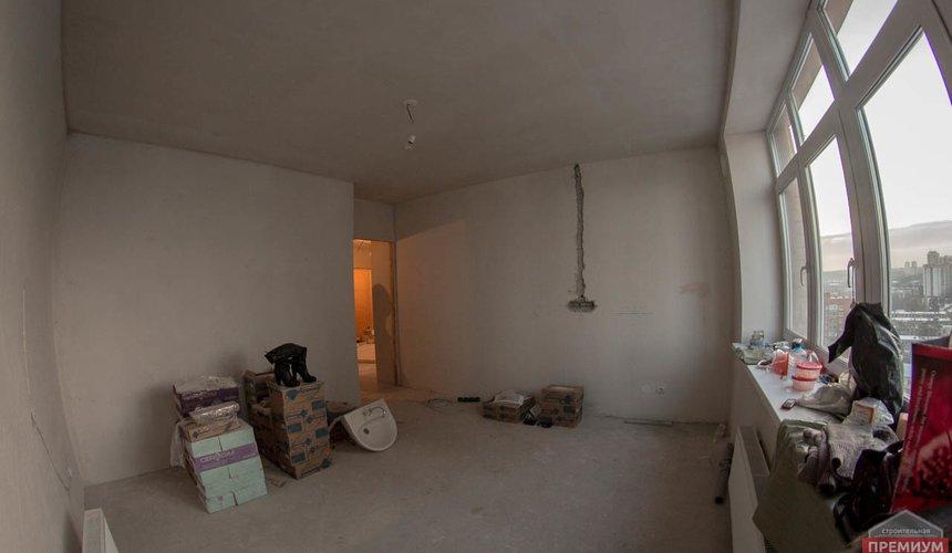 Дизайн интерьера  и ремонт трехкомнатной квартиры по ул. Машинная 44 35