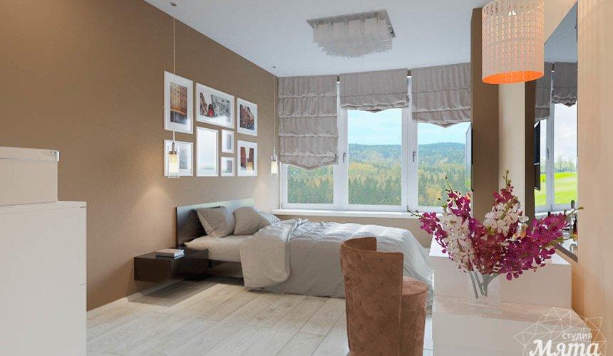 Дизайн интерьера трехкомнатной квартиры по ул. Победы 37 20