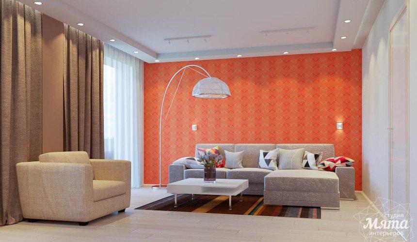 Дизайн интерьера трехкомнатной квартиры по ул. Победы 37 7
