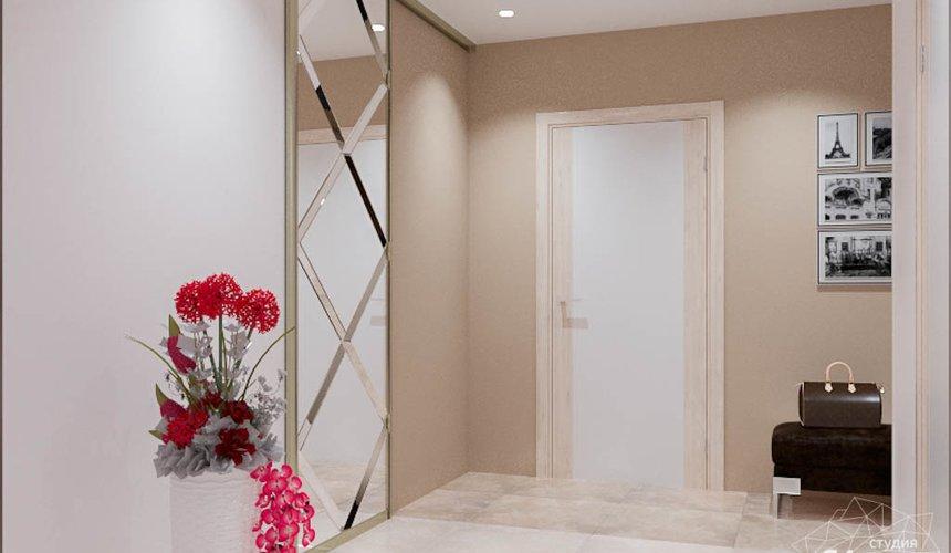 Дизайн интерьера трехкомнатной квартиры по ул. Победы 37 22