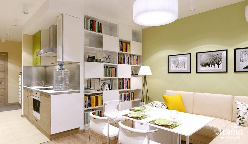 Дизайн интерьера двухкомнатной квартиры по ул. Машинная 40 19