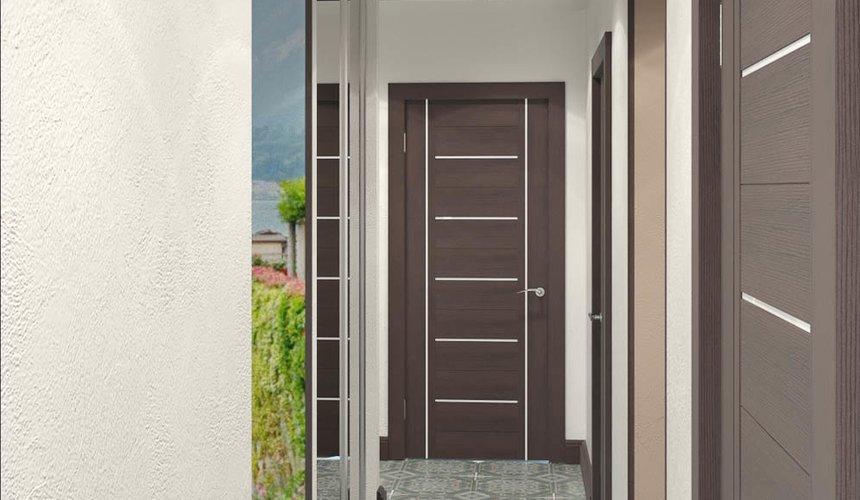 Дизайн интерьера трехкомнатной квартиры по ул. Фурманова 114 10