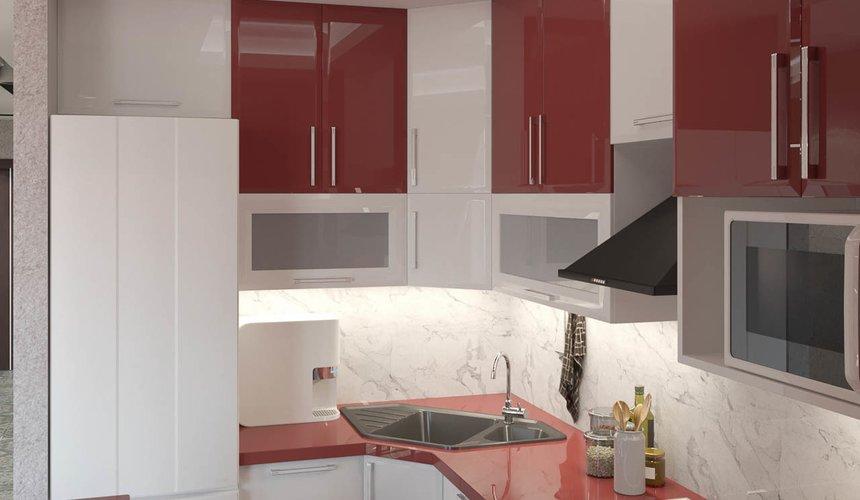 Дизайн интерьера трехкомнатной квартиры по ул. Фурманова 114 7