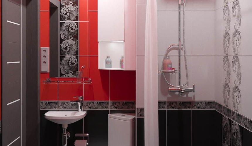 Дизайн интерьера трехкомнатной квартиры по ул. Фурманова 114 14