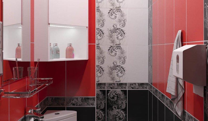 Дизайн интерьера трехкомнатной квартиры по ул. Фурманова 114 15
