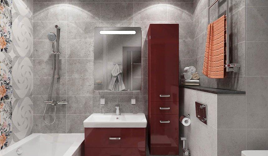 Дизайн интерьера трехкомнатной квартиры по ул. Фурманова 114 16