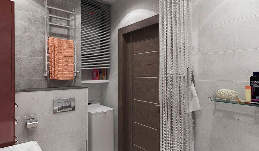 Дизайн интерьера трехкомнатной квартиры по ул. Фурманова 114 18