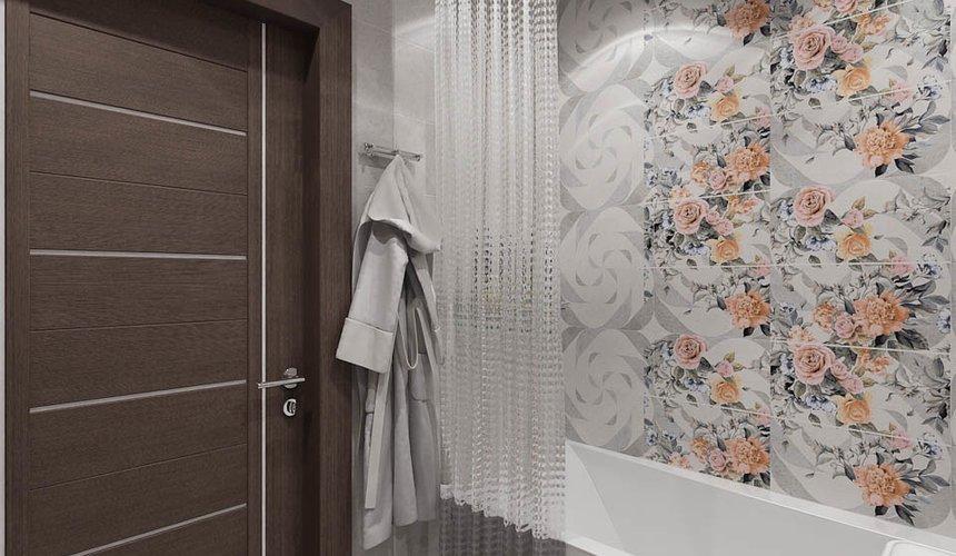 Дизайн интерьера трехкомнатной квартиры по ул. Фурманова 114 19