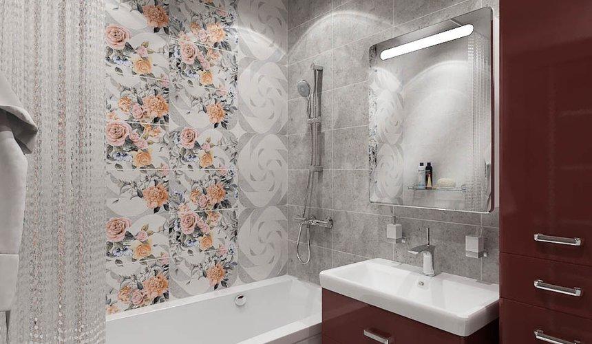Дизайн интерьера трехкомнатной квартиры по ул. Фурманова 114 20