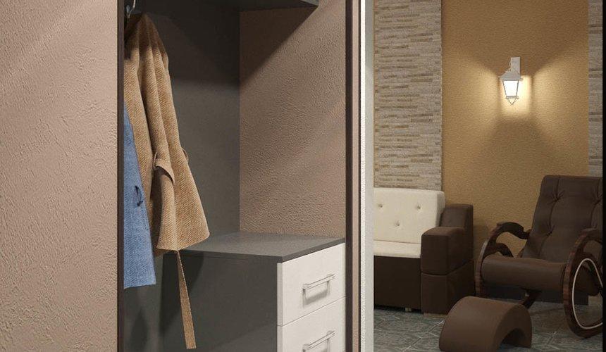Дизайн интерьера трехкомнатной квартиры по ул. Фурманова 114 12