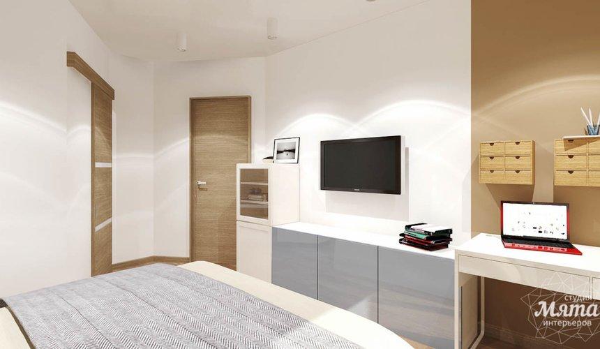 Дизайн интерьера двухкомнатной квартиры по ул. Машинная 40 5