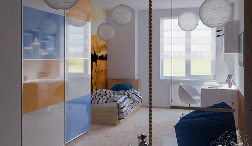 Дизайн интерьера трехкомнатной квартиры по ул. Победы 37 11