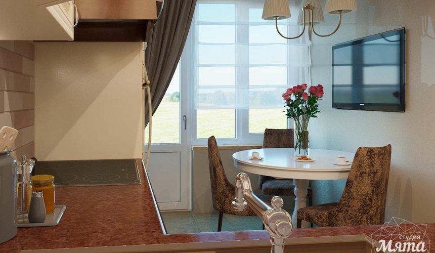 Дизайн интерьера трехкомнатной квартиры по ул. Победы 37 6