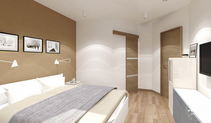 Дизайн интерьера двухкомнатной квартиры по ул. Машинная 40 6