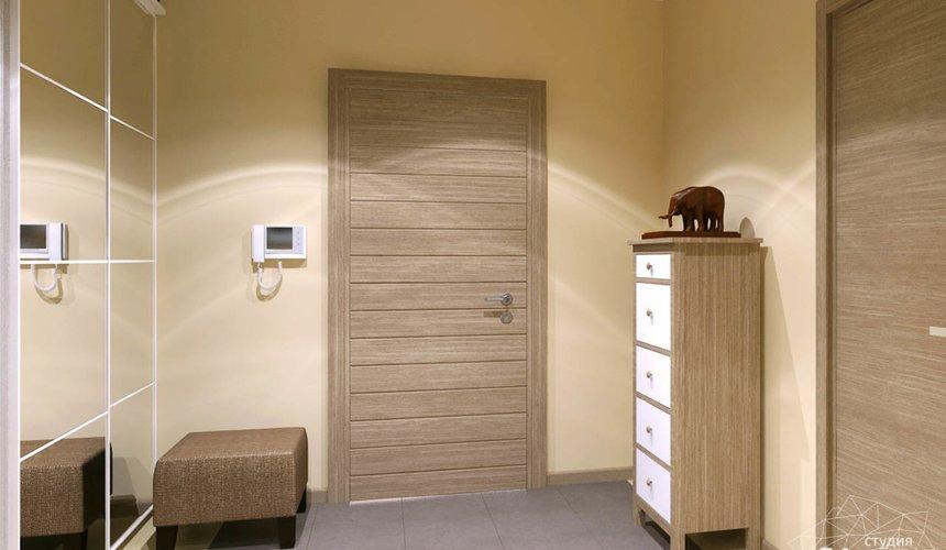 Дизайн интерьера двухкомнатной квартиры по ул. Машинная 40 7