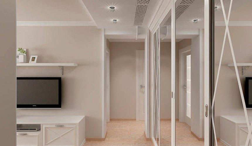 Дизайн интерьера двухкомнатной квартиры по ул. Шаумяна 93 10