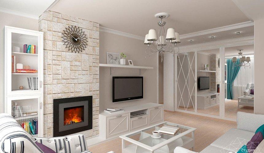 Дизайн интерьера двухкомнатной квартиры по ул. Шаумяна 93 5
