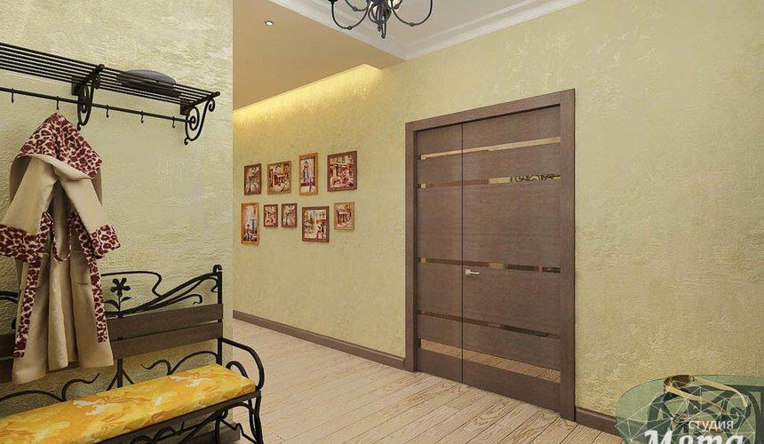 Дизайн интерьера и ремонт трехкомнатной квартиры по ул. Авиационная, 16  73