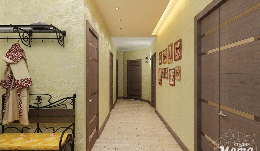 Дизайн интерьера и ремонт трехкомнатной квартиры по ул. Авиационная, 16  74