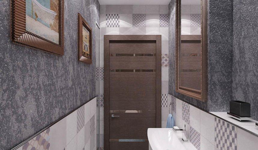 Дизайн интерьера и ремонт трехкомнатной квартиры по ул. Авиационная, 16  96