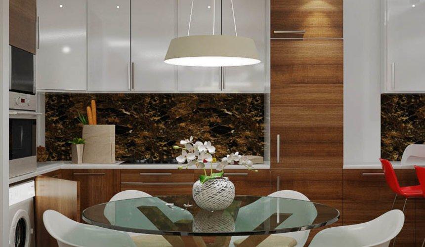 Дизайн интерьера и ремонт трехкомнатной квартиры по ул. Татищева 49 87