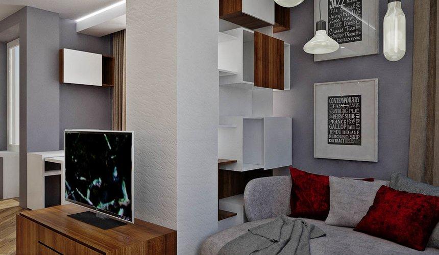 Дизайн интерьера и ремонт трехкомнатной квартиры по ул. Татищева 49 89