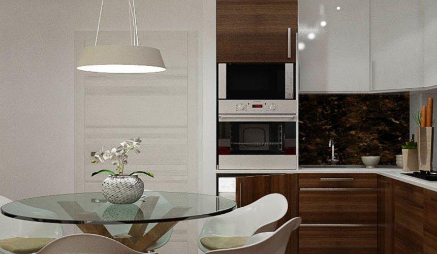 Дизайн интерьера и ремонт трехкомнатной квартиры по ул. Татищева 49 90
