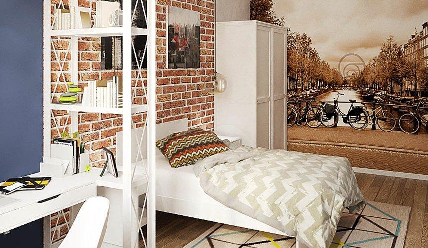 Дизайн интерьера и ремонт трехкомнатной квартиры по ул. Татищева 49 35