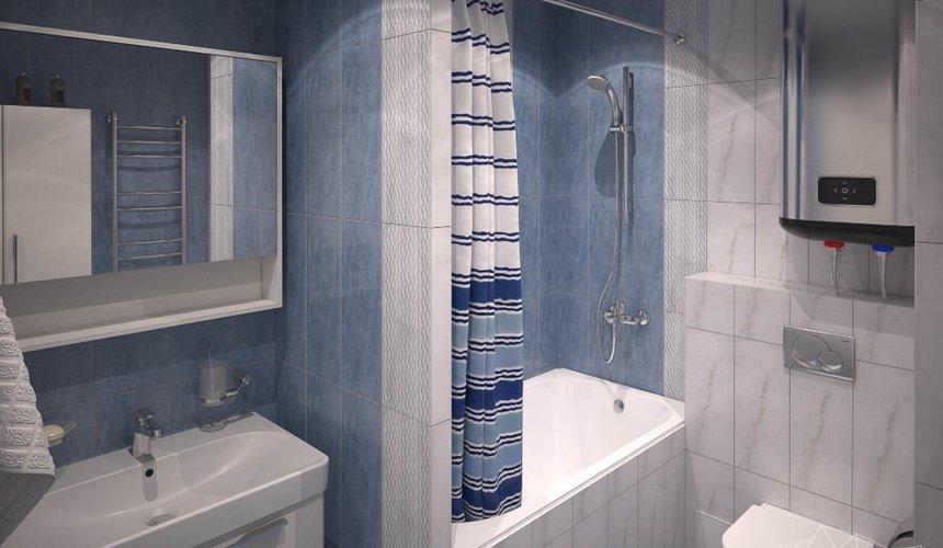 Дизайн интерьера однокомнатной квартиры по ул. Электриков 5 13