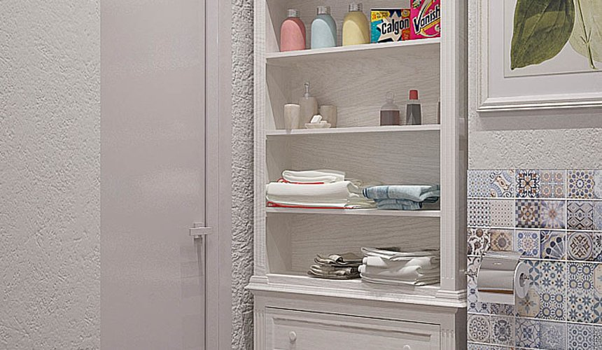 Дизайн интерьера и ремонт трехкомнатной квартиры по ул. Татищева 49 107
