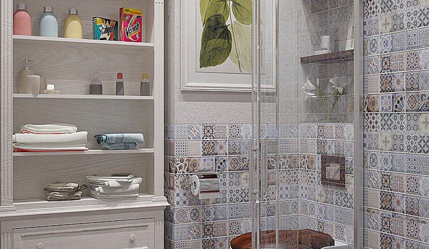 Дизайн интерьера и ремонт трехкомнатной квартиры по ул. Татищева 49 109