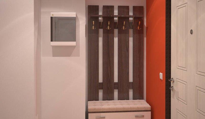 Дизайн интерьера однокомнатной квартиры по ул. Электриков 5 7