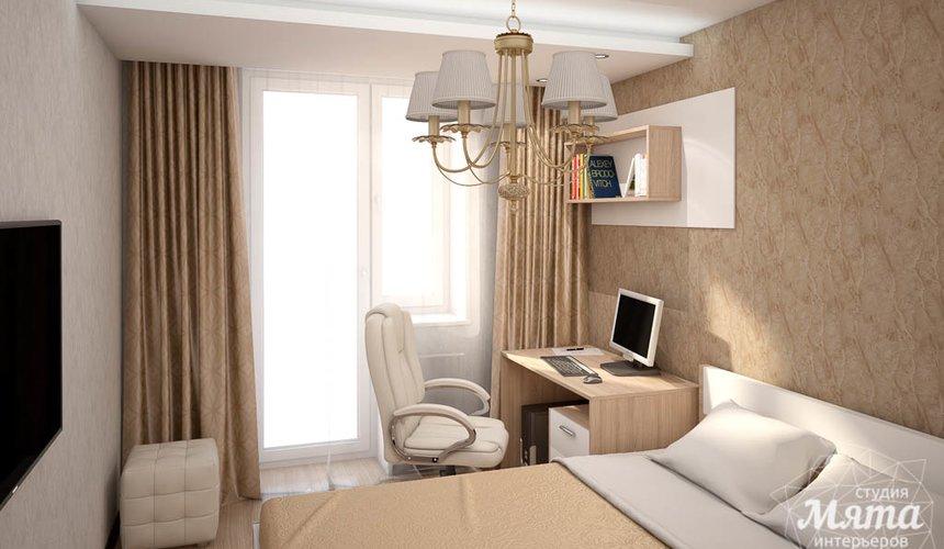 Дизайн интерьера однокомнатной квартиры по ул. Электриков 5 8