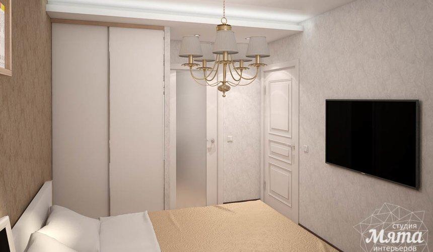 Дизайн интерьера однокомнатной квартиры по ул. Электриков 5 10