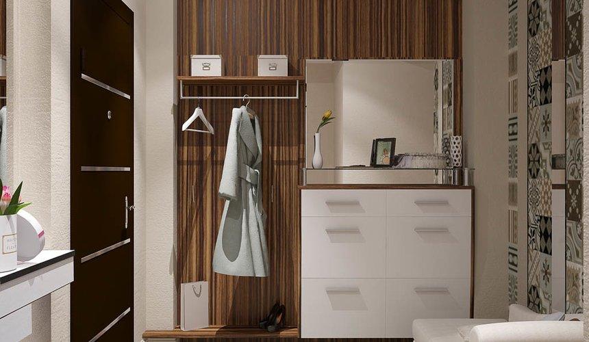 Дизайн интерьера и ремонт трехкомнатной квартиры по ул. Татищева 49 22