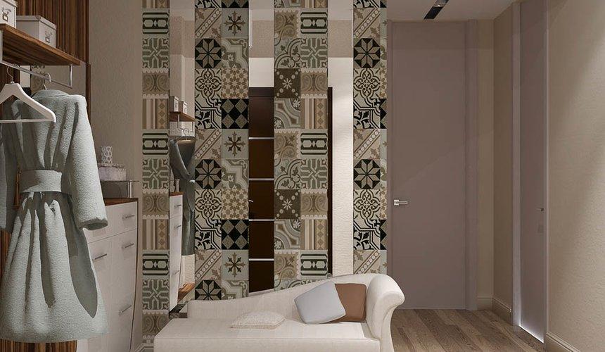 Дизайн интерьера и ремонт трехкомнатной квартиры по ул. Татищева 49 93