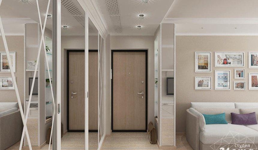 Дизайн интерьера двухкомнатной квартиры по ул. Шаумяна 93 9